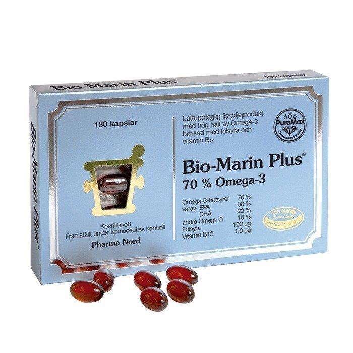 Pharma Nord Bio-Marin Plus 180 kapselia