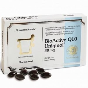 Pharma Nord BioActive Q10 Uniqinol 30mg