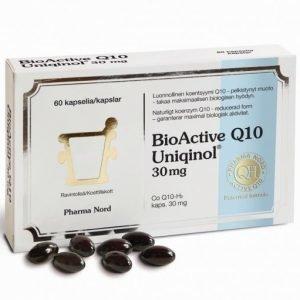 Pharma Nord BioActive Q10 Uniqinol 30mg