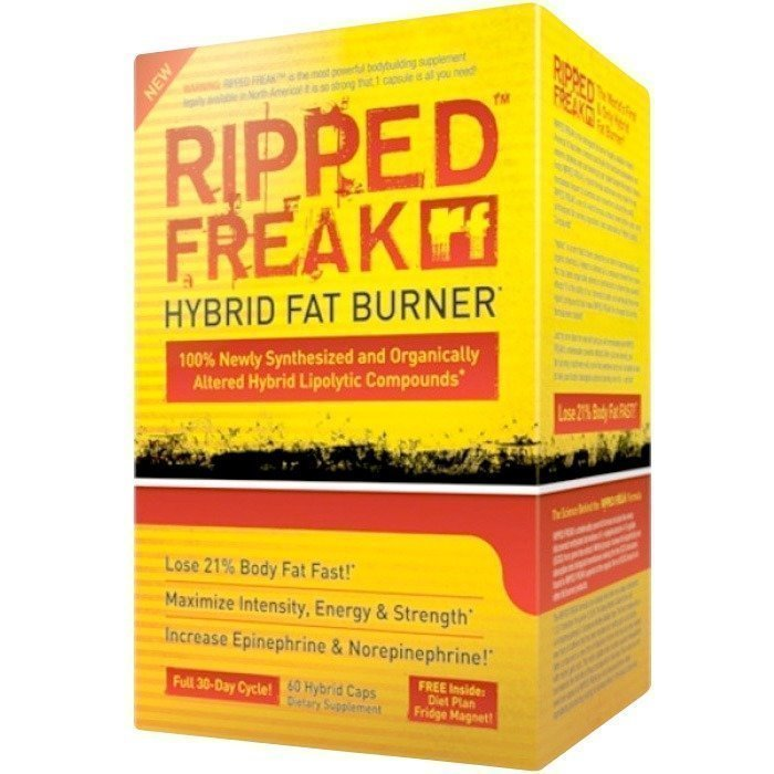 PharmaFreak Ripped Freak 60 kapselia