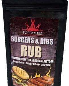 Poppamies Burgers & Ribs Rub