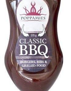 Poppamies Classic Bbq Grillikastike