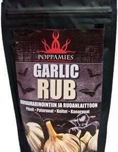 Poppamies Garlic Rub