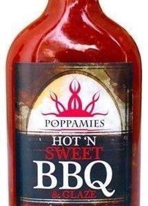 Poppamies Hot N Sweet Bbq Grillikastike