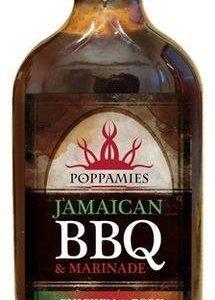 Poppamies Jamaican Bbq Grillikastike