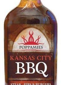 Poppamies Kansas City Bbq Grillikastike