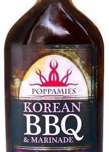 Poppamies Korean Bbq Grillikastike