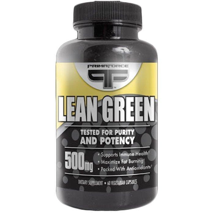 Primaforce Lean Green 60 caps