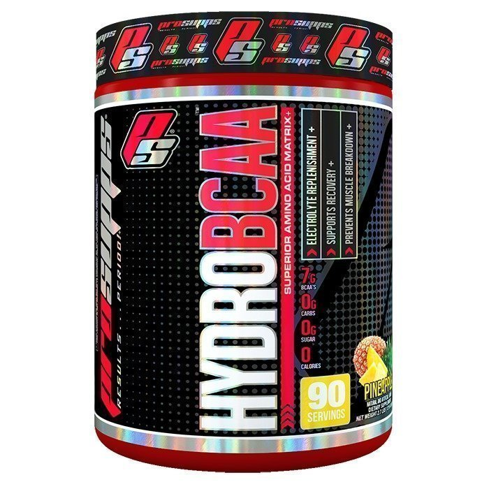 Pro Supps Hydro BCAA 90 servings Pineapple