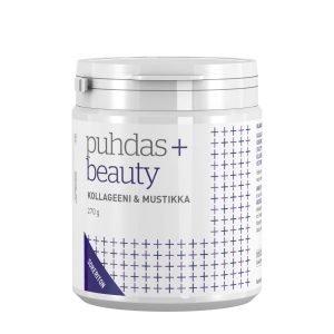 Puhdas+ Beauty Kollageeni + Mustikka 270 G