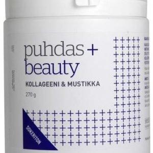 Puhdas+ Beauty Kollageeni + Mustikka