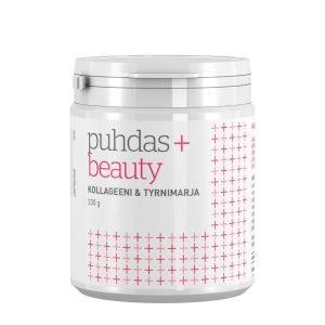 Puhdas+ Beauty Kollageeni + Tyrnimarja 330 G