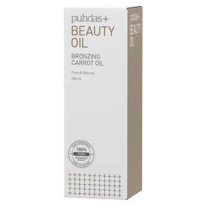 Puhdas+ Beauty Oil Bronzing Carrot Oil 100 Ml