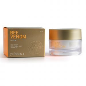 Puhdas+ Bee Venom Cream 50 Ml