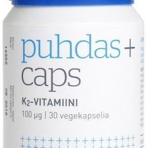 Puhdas+ Caps K2-Vitamiini