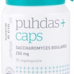 Puhdas+ Caps Saccharomyces Boulardii