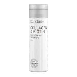 Puhdas+ Collagen & Biotin Thickening Shampoo 200 Ml