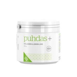 Puhdas+ Collagen & Lemon Lime 200 G