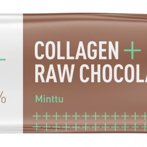Puhdas+ Collagen + Raw Chocolate Minttu 35 G