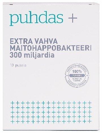 Puhdas+ Extra Vahva Maitohappobakteeri