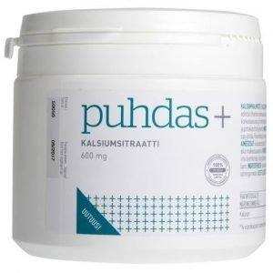 Puhdas+ Kalsiumsitraatti 600 Mg