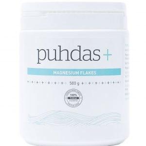 Puhdas+ Magnesium Flakes 500 G