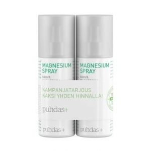 Puhdas+ Magnesium Spray 2-Pack