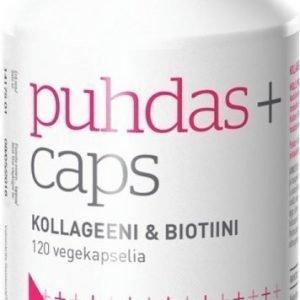 Puhdas+ Puhdas+Caps Kollageeni + Biotiini