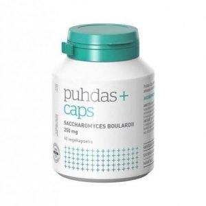 Puhdas+ Saccharomyces boulardii 250 mg