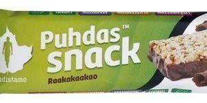 Puhdas Snack Luomu Patukka Raakakaakao