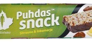 Puhdas Snack Luomu Patukka Sitruuna & Inkamarja