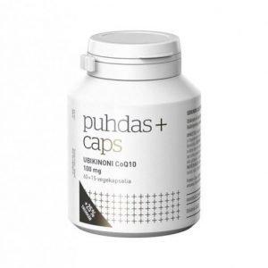 Puhdas+ Ubikinoni CoQ10 100 mg