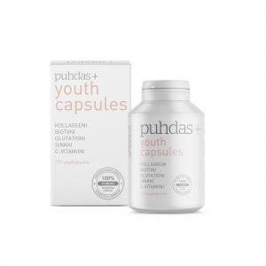Puhdas+ Youth Capsules 120 Kaps