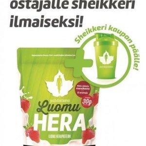Puhdistamo Luomu Hera + shaker