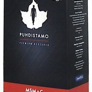 Puhdistamo Premium Msm + C Ruusunmarja