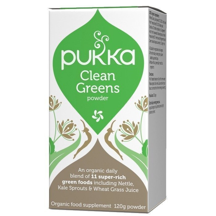 Pukka Clean Greens 120 g