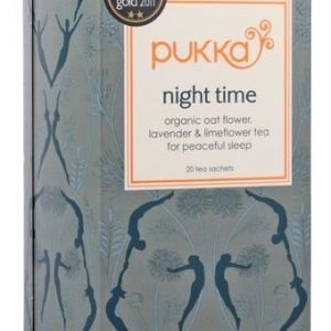 Pukka Luomu Night Time Tee