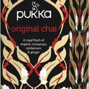 Pukka Luomu Original Chai Tee