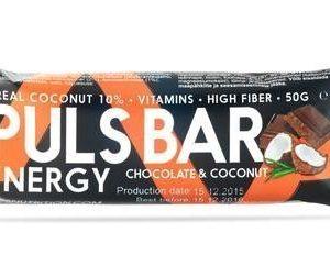 Puls Bar Energy Suklaa-Kookos