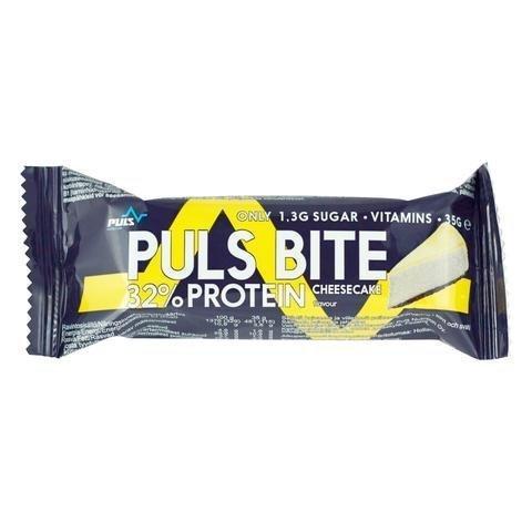 Puls Bite Proteiinipatukka Juustokakku