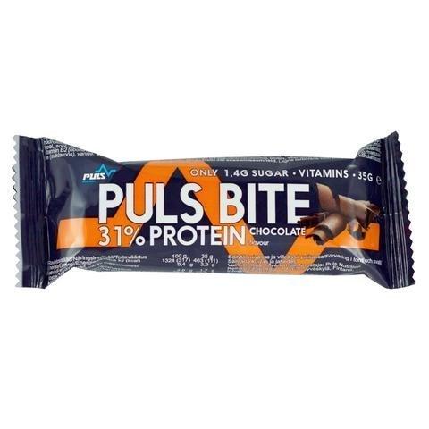 Puls Bite Proteiinipatukka Suklaa