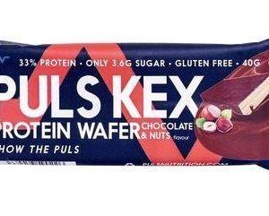 Puls Kex Proteiinikeksi Suklaa-Pähkinä