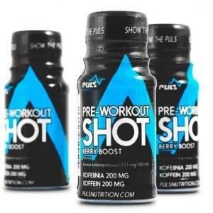 Puls Shot Pre-Workout