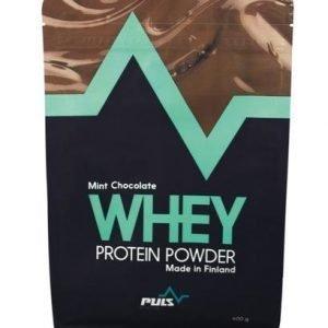 Puls Whey Proteiinijauhe Minttusuklaa