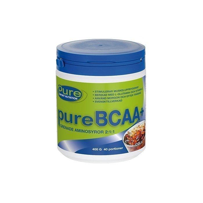 Pure Sport Nutrition Pure BCAA 400 g Rhubarb/Gooseberry