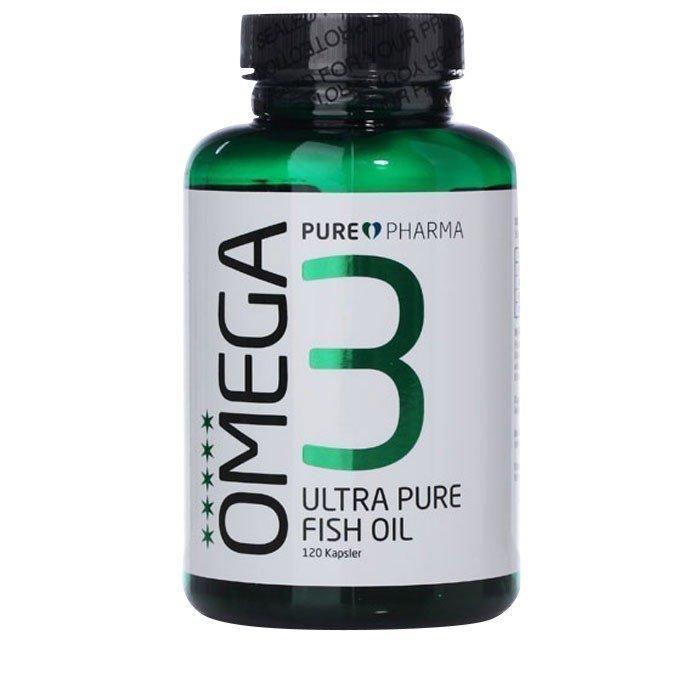 PurePharma O3 120 kapselia