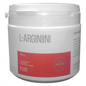 Purelife L-Arginiini 180 G