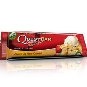Quest Bar Proteiinipatukka Apple Pie