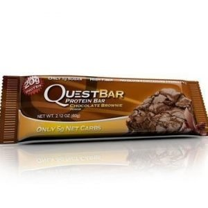 Quest Bar Proteiinipatukka Chocolate Brownie