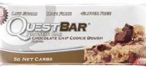 Quest Bar Proteiinipatukka Chocolate Chip Cookie Dough